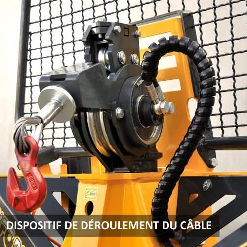 Treuil Uniforest 65H Pro
