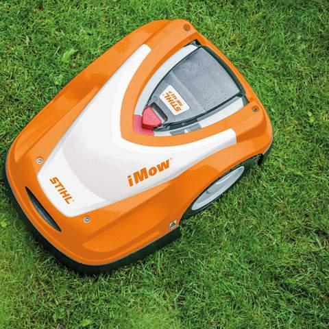 RMI 422 P Robot de tonte - série 4 iMOW®