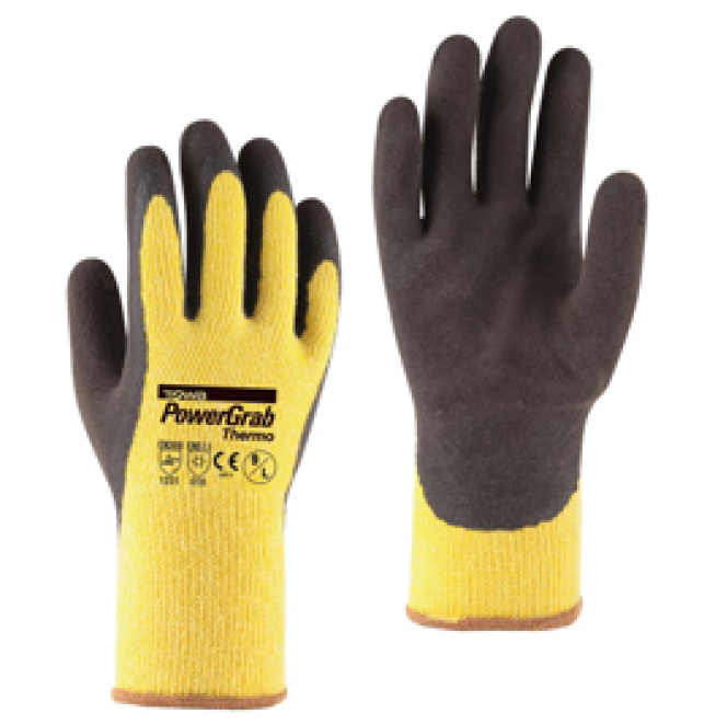 PAIRE DE GANTS POWER GRAB THERMO