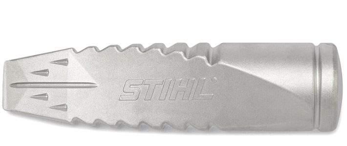 Coin de refendage rotatif en aluminium