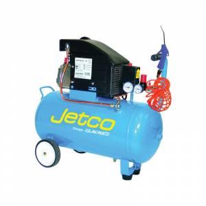 Compresseur Jetco 50 Lacme 50 litres 8 bar